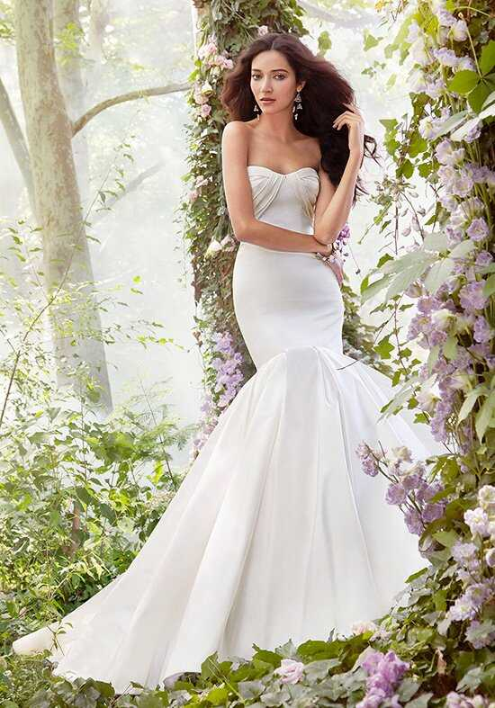 Jim Hjelm 8562 Mermaid Wedding Dress