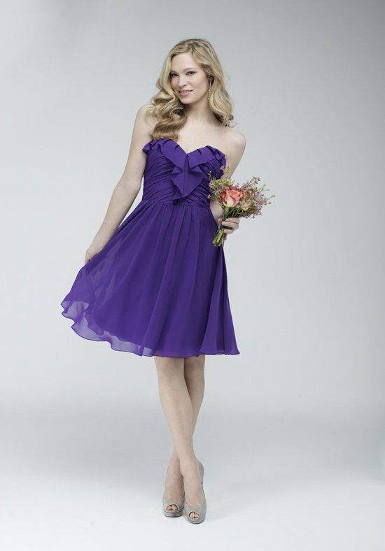 Wtoo Maids 704 Sweetheart Bridesmaid Dress