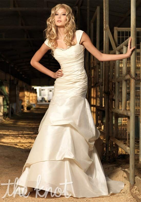 Jenny Lee 1115 A-Line Wedding Dress