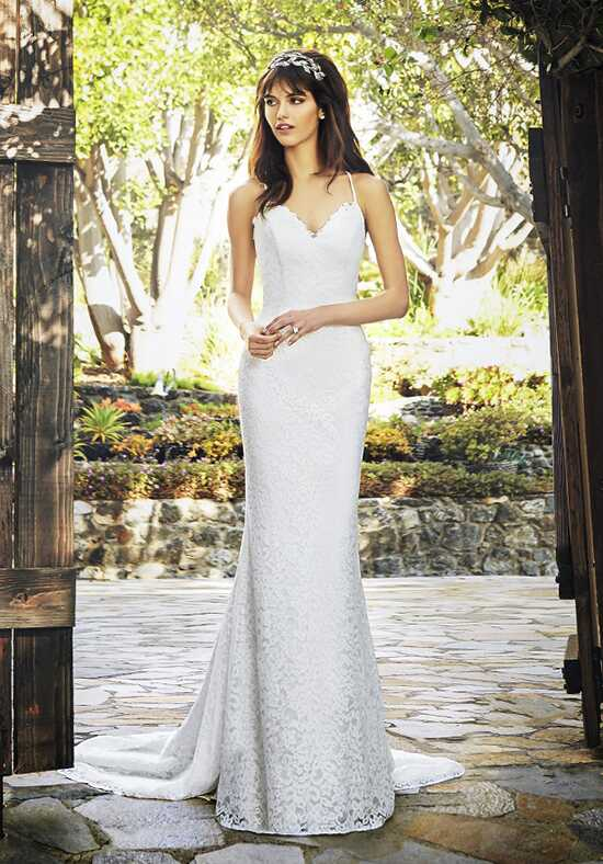 Moonlight Collection J6502 Sheath Wedding Dress