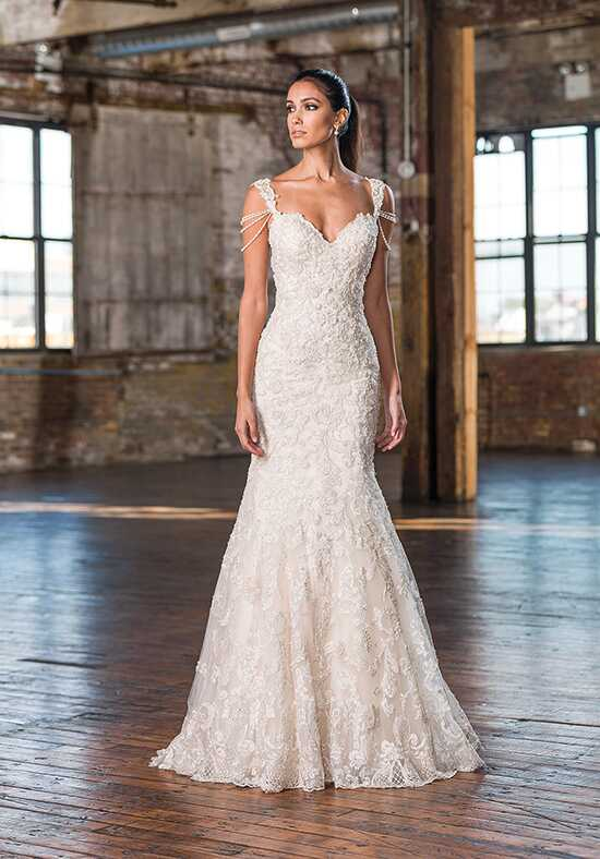 Justin Alexander Signature 9829 Mermaid Wedding Dress