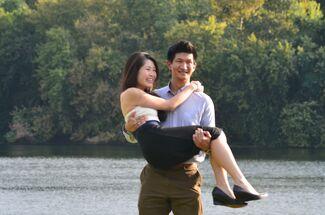 wang kai dating