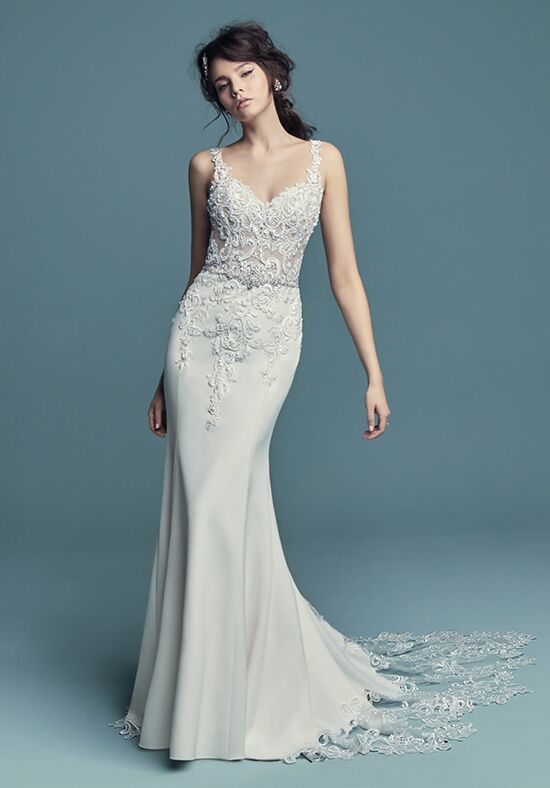 Maggie Sottero Alaina Wedding Dress - The Knot