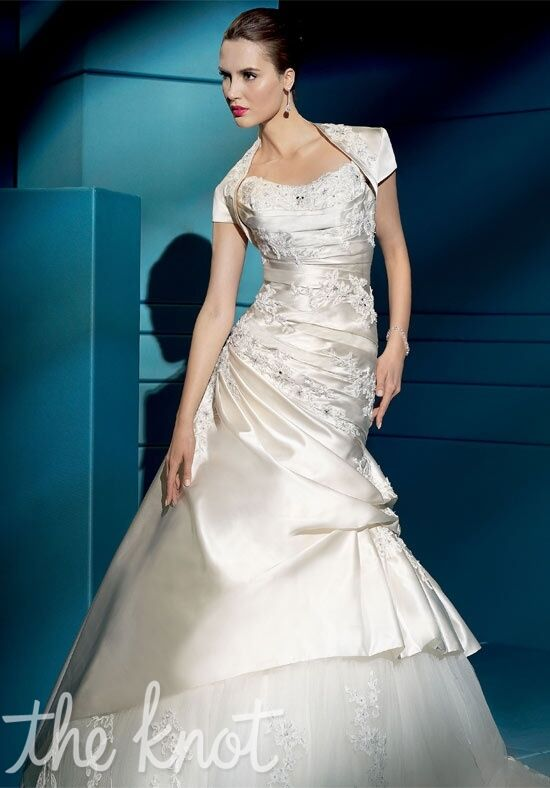 Demetrios 4280 A-Line Wedding Dress