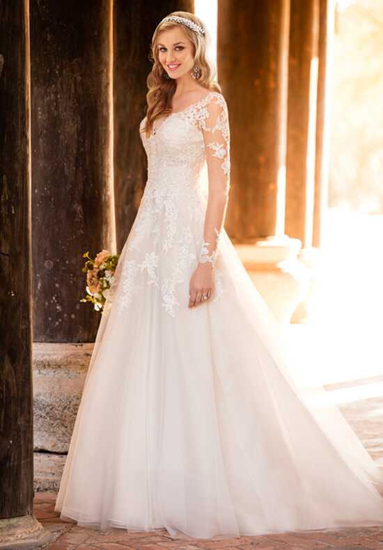 Stella York 6364 Ball Gown Wedding Dress
