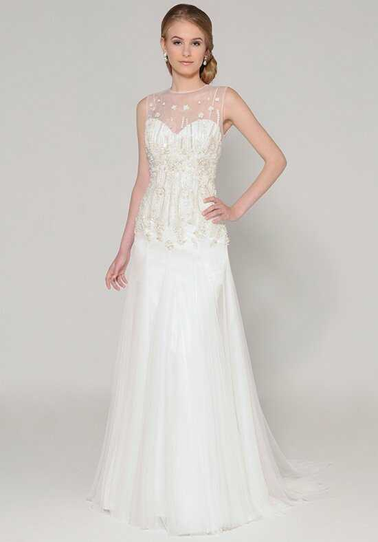 Eugenia Delilah 3955 A-Line, Sheath Wedding Dress