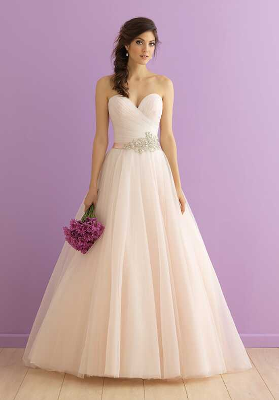 Allure Romance 2904n Ball Gown Wedding Dress
