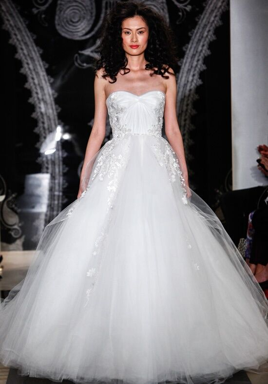 Reem Acra Ourania Wedding Dress