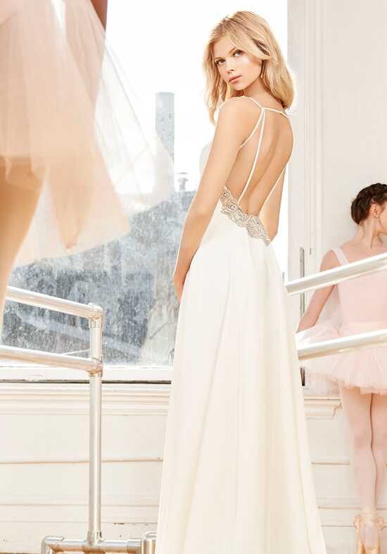 Blush by Hayley Paige Dahzi 1651 A-Line Wedding Dress