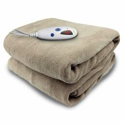 Blue Cleaning The Oral Cavity. Blankets & Throws New Biddeford Microplush Electric Blanket With Controller Home & Garden