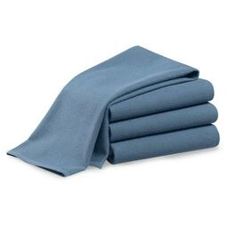 Pantry Essential Towels, Set of 4, Light French Blue