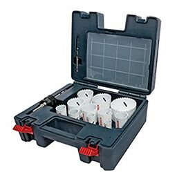Bosch HB25M 25-Piece Master Bi-Metal Hole Saw Set