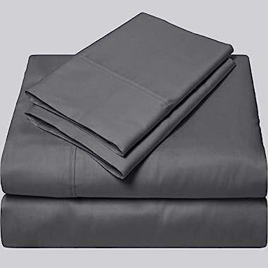 John Aird 100/% Egyptian Cotton Bath Towels /& Towel Sets 600gsm Black, 4pc Towel Set