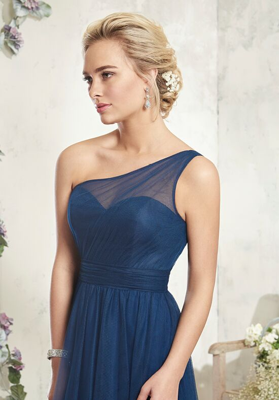 Amalia by Mary's Bridal MB7009 One Shoulder Bridesmaid Dress