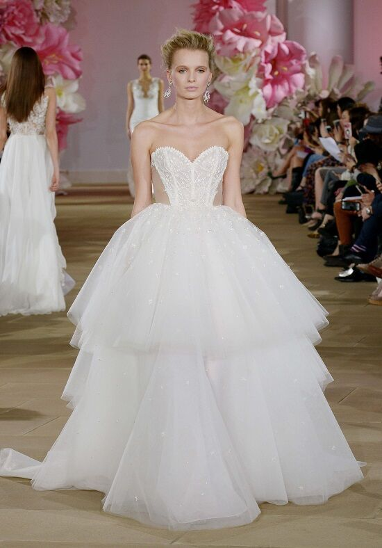 Ines Di Santo Happy Ball Gown Wedding Dress