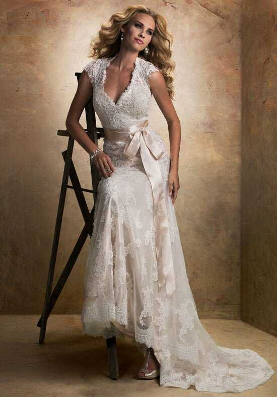 Maggie Sottero Bronwyn A-Line Wedding Dress
