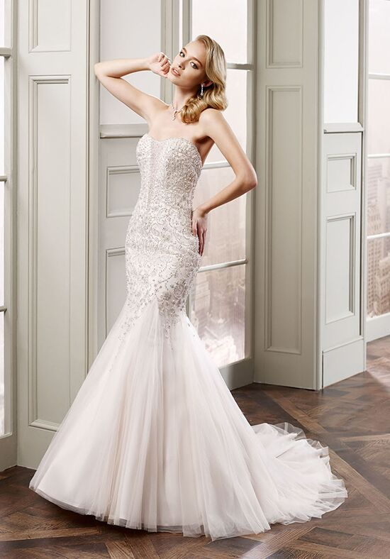 Eddy K CT149 Mermaid Wedding Dress
