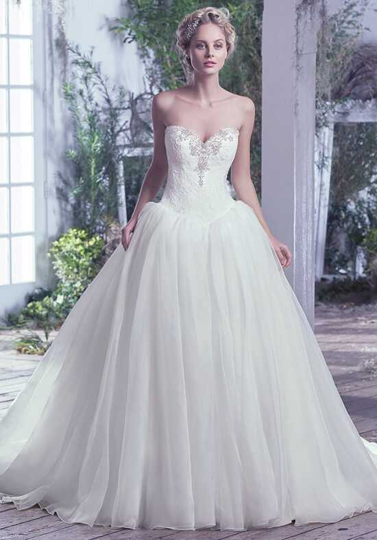 Maggie Sottero Ginny Ball Gown Wedding Dress
