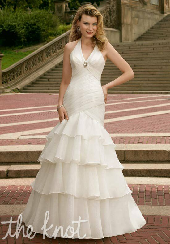 Morilee by Madeline Gardner/Voyage 6702 A-Line Wedding Dress