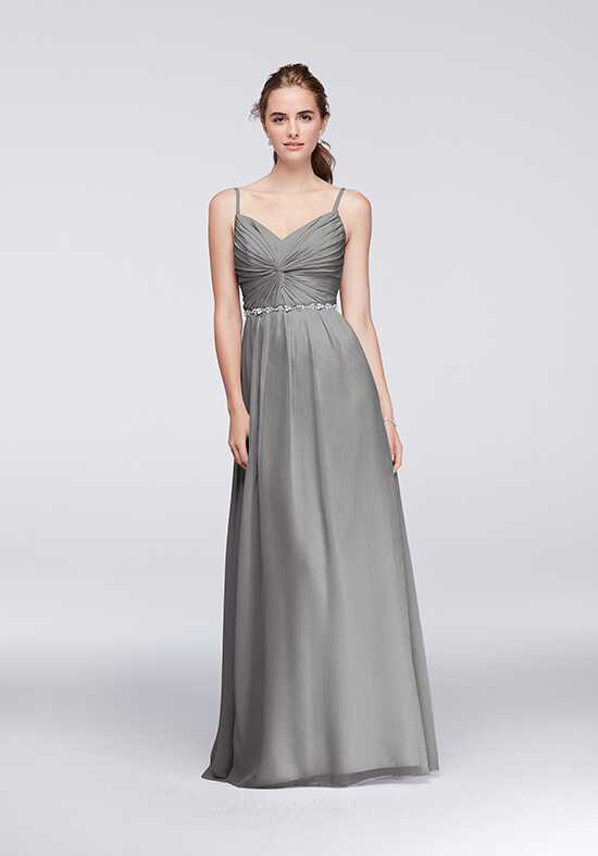 David's Bridal Collection David's Bridal Style W11147 V-Neck Bridesmaid Dress
