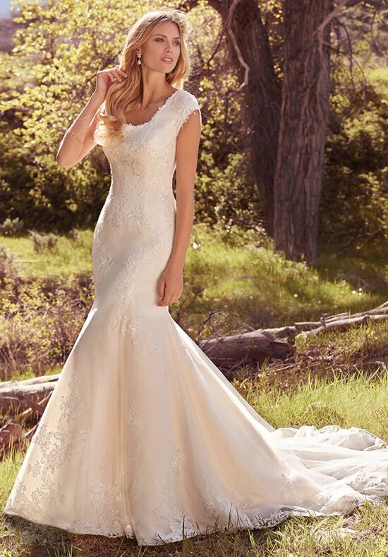 Maggie Sottero Brielle Wedding Dress