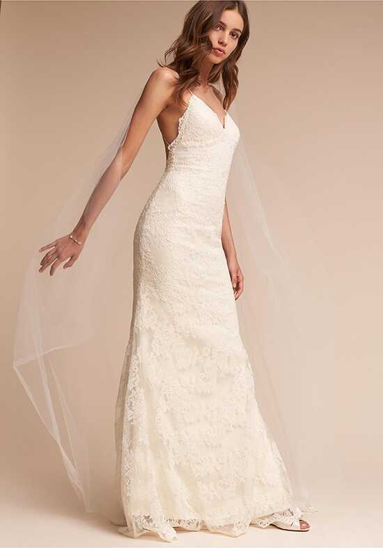 BHLDN Inez Sheath Wedding Dress