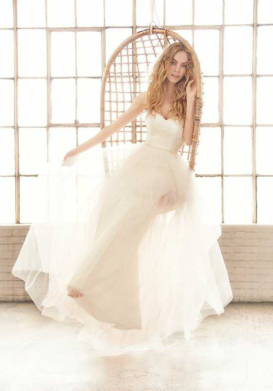 Blush by Hayley Paige Candi / Style 1550 Ball Gown Wedding Dress