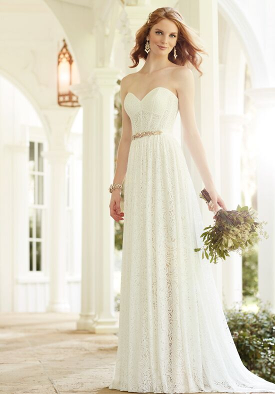 Martina Liana Cora+Sadie A-Line Wedding Dress