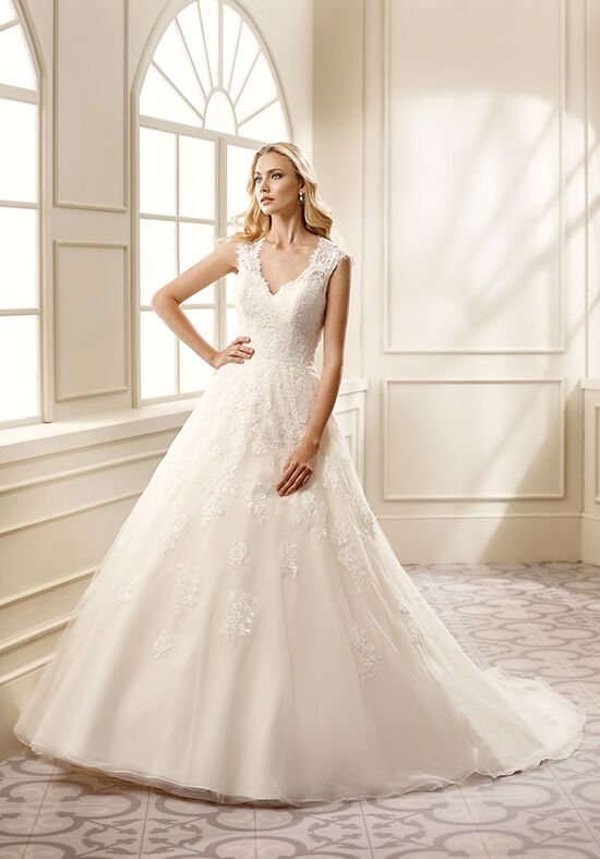 Eddy K EK1069 Ball Gown Wedding Dress