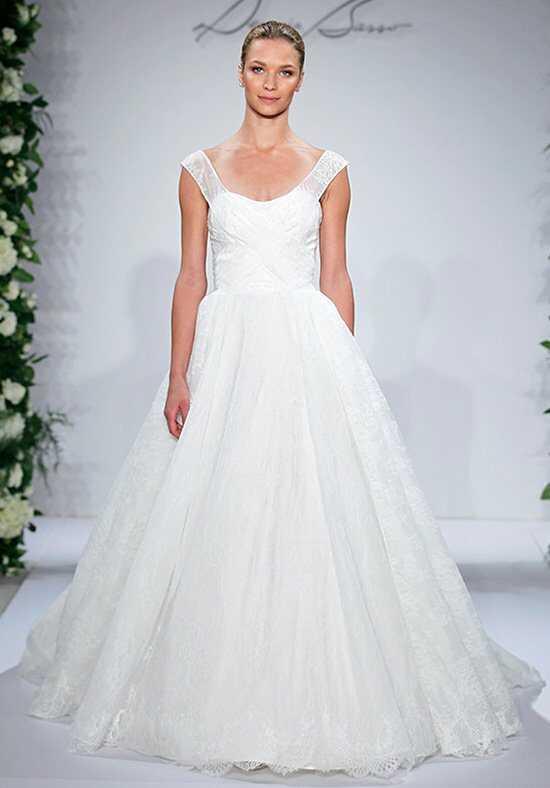 Lace wedding dresses dennis basso for kleinfeld junglespirit Choice Image