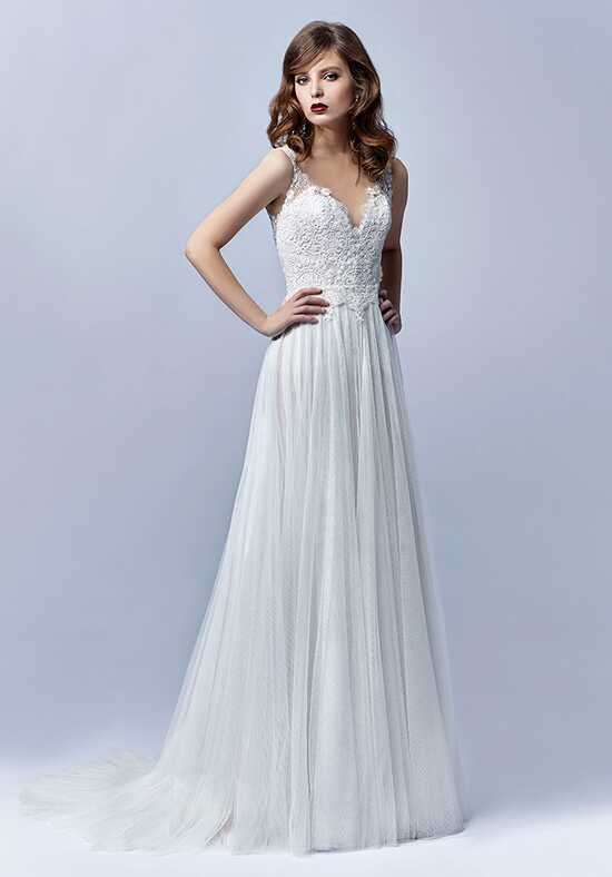 Beautiful BT17-5 A-Line Wedding Dress