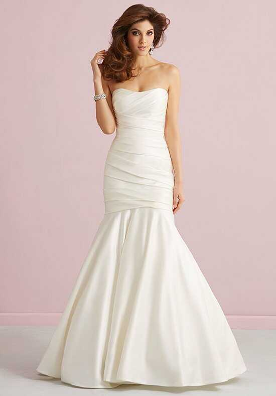 Allure Romance 2752 Mermaid Wedding Dress