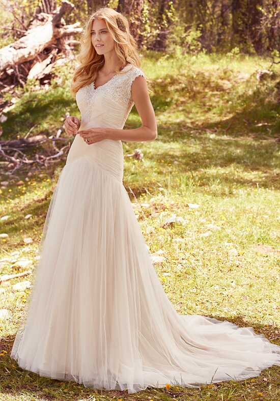 Maggie Sottero Heather Marie A-Line Wedding Dress