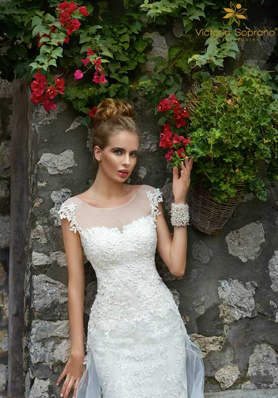 Capri Patrizia A-Line Wedding Dress
