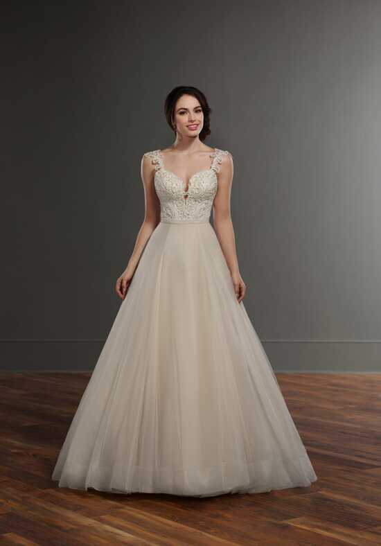 Martina Liana Carina + Selby A-Line Wedding Dress