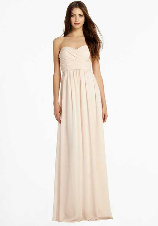 Monique Lhuillier Bridesmaids 450017 Strapless Bridesmaid Dress