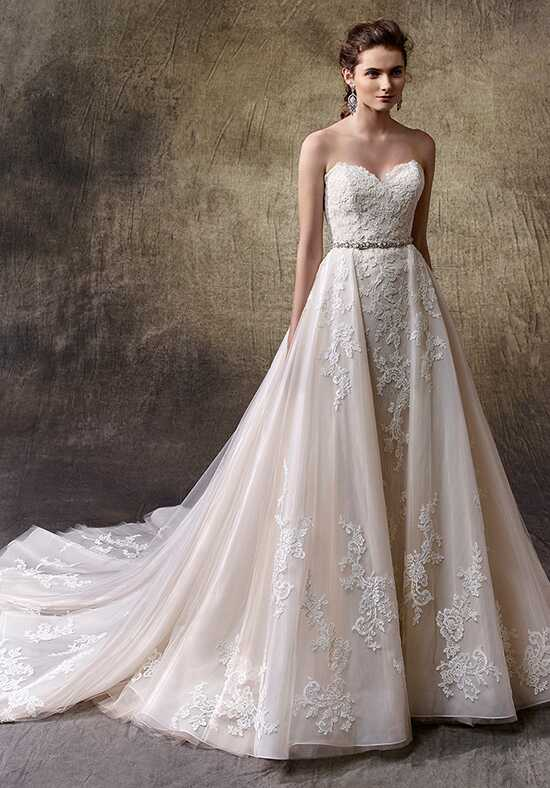 Enzoani Lucie A-Line Wedding Dress