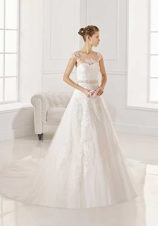 Adriana Alier Zania A-Line Wedding Dress