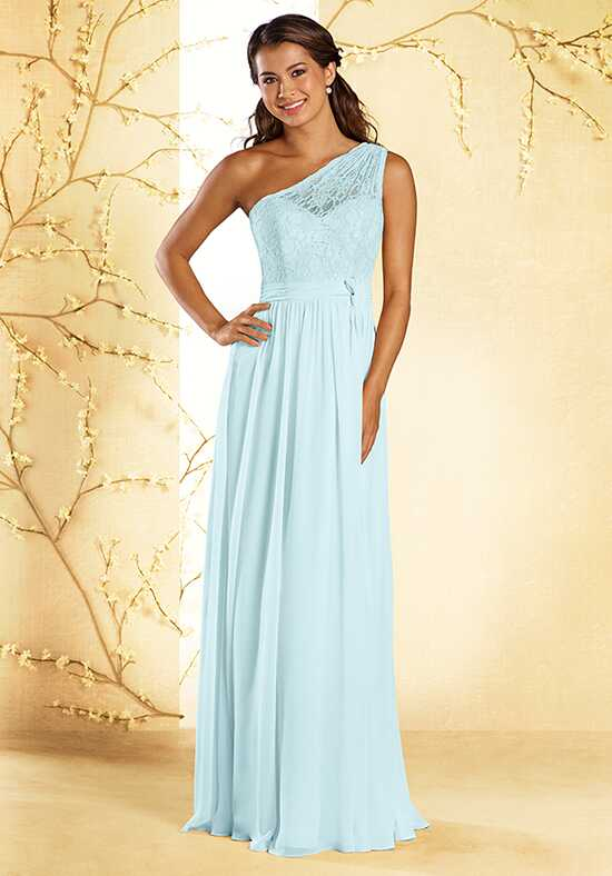 Alfred Angelo Disney Royal Maidens Collection 543 Sweetheart Bridesmaid Dress