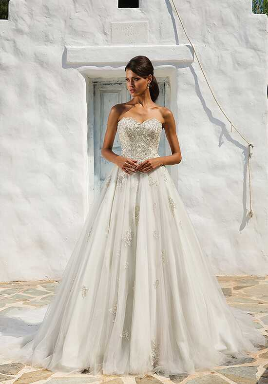 Justin Alexander 8969 Ball Gown Wedding Dress