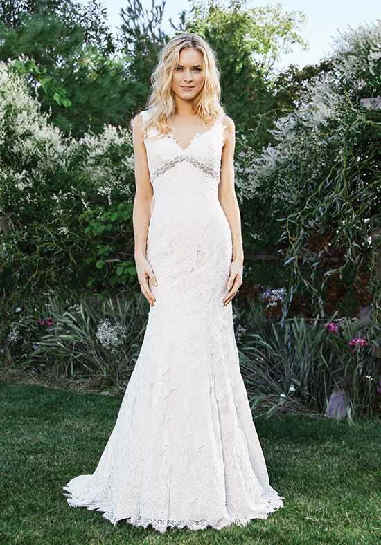 Lillian West 6438 Mermaid Wedding Dress