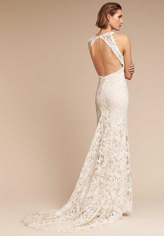 BHLDN Ventura Sheath Wedding Dress