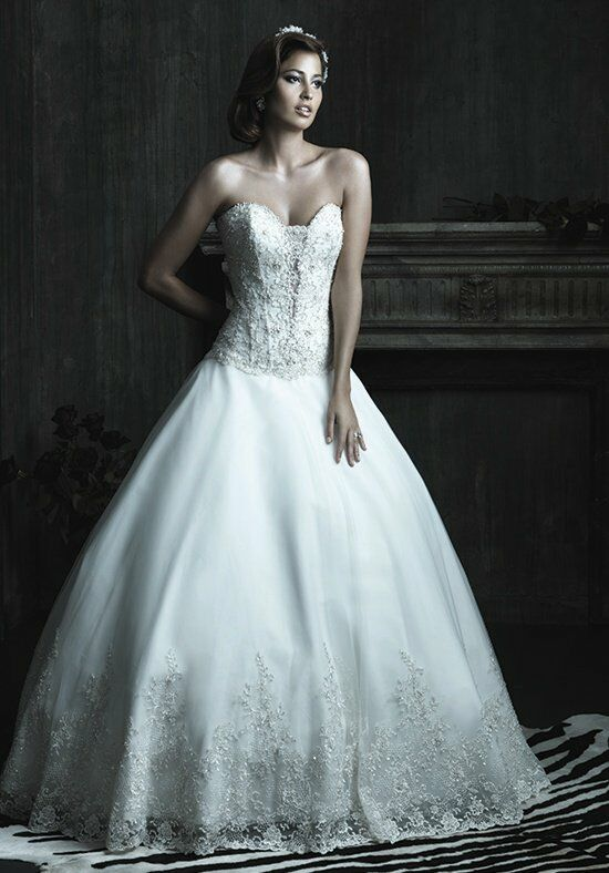 Allure Couture C206 Wedding Dress - The Knot